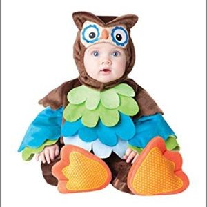 What a hoot! Baby owl costume NEW 18-24